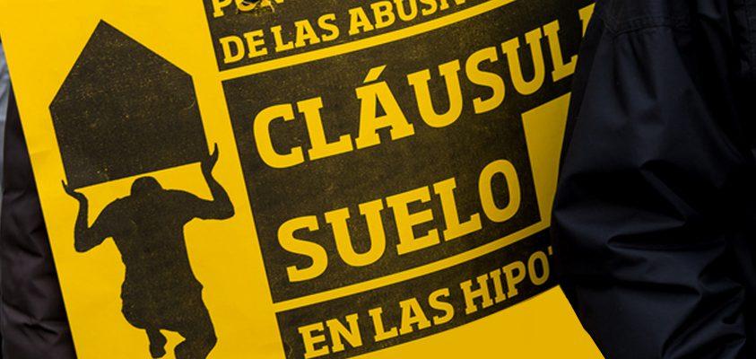 Cl usulas suelo sobre el borrador del real decreto ley for Decreto clausula suelo